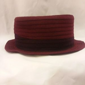 Bailey of Hollywood Pork Pie Hat. Size M/L